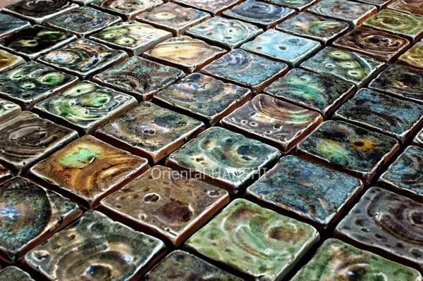 Custom ceramic tiles