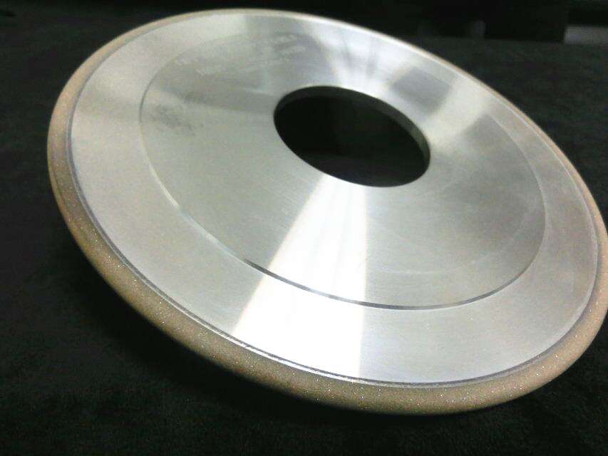 14F1 Flat Wheel Diamond Grinding Wheel for Machining of Conical