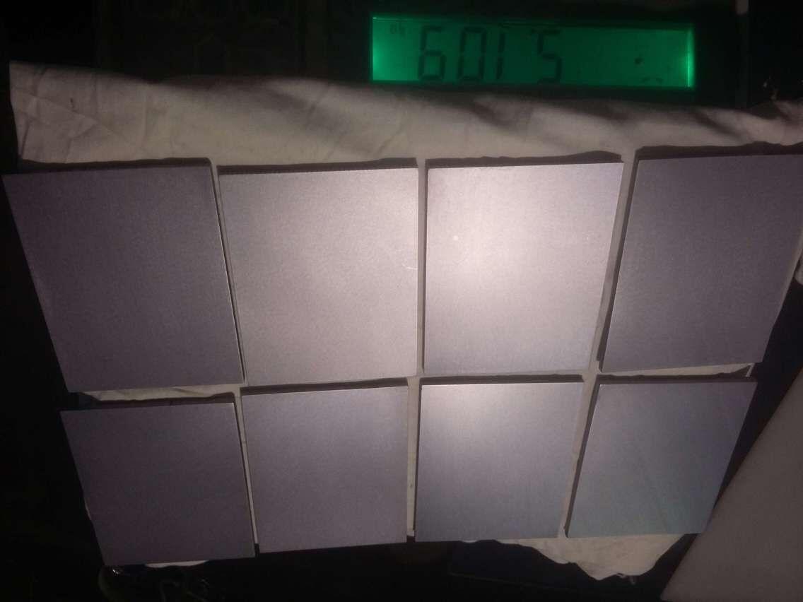 Niobium sheet, Niobium plate