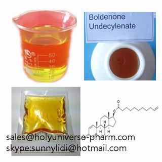 High Quality Boldenones Undecylenate,Liquid EQ,Equipose,CAS13103-34-9, yellow liquid on sale