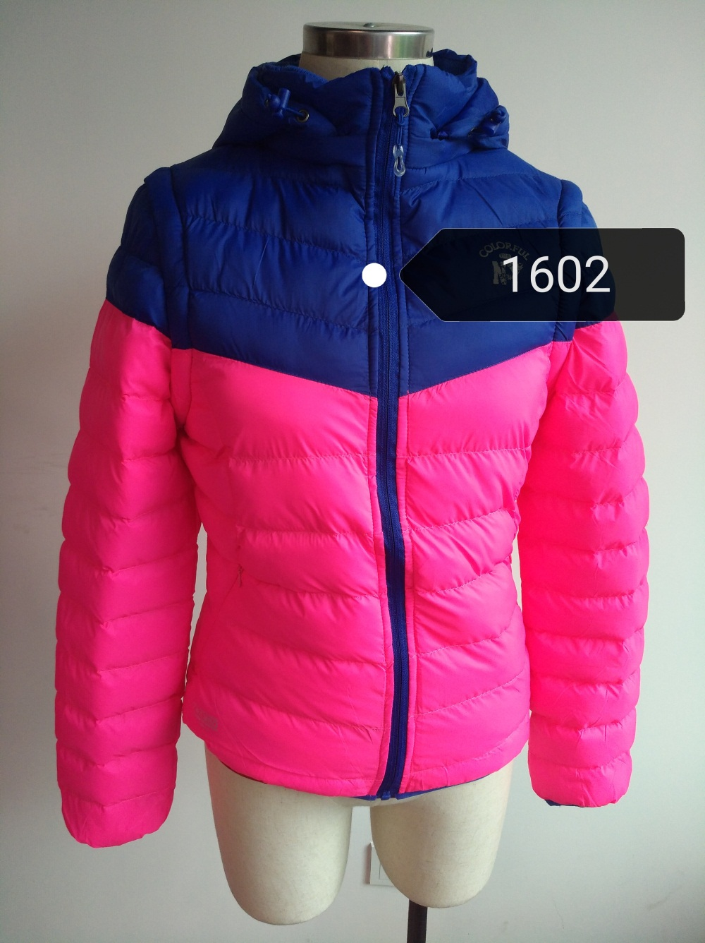 women's jacket,fashion jacket,latest winter jacket for women 1602