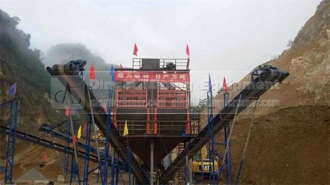 stone rock limestone crusher machine VSI impact crusher in China
