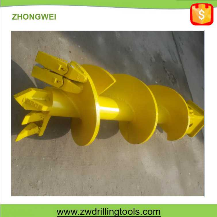 China Manufacturer Rotary Piling Auger Drill
