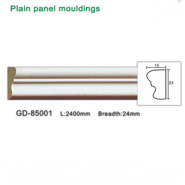 Polyurethane Dado & Panel Rails