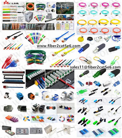 Optical Fiber OM3 Duplex Patch Cord 3M SC