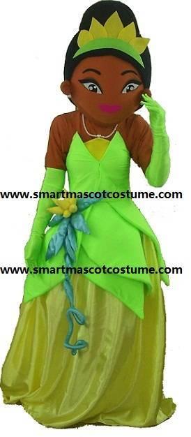 princess tiana costume  sc 1 st  smart mascot costume Co.Ltd & princess tiana costume - smart mascot costume Co.Ltd