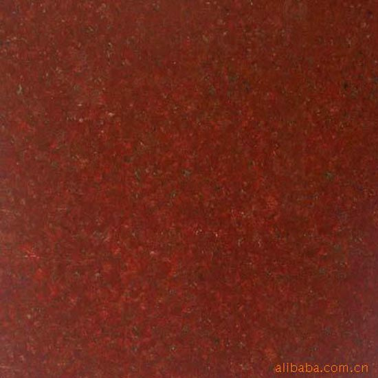 Chinese dyed red board granite used for walls and flooring decoration