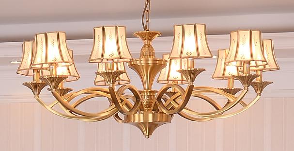 The copper light