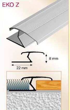 Z Carpet Trim Tile To Carpet Transition Carpet Door