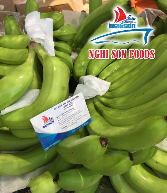 Vietnam Fresh Cavendish Bananas (+841214627828)