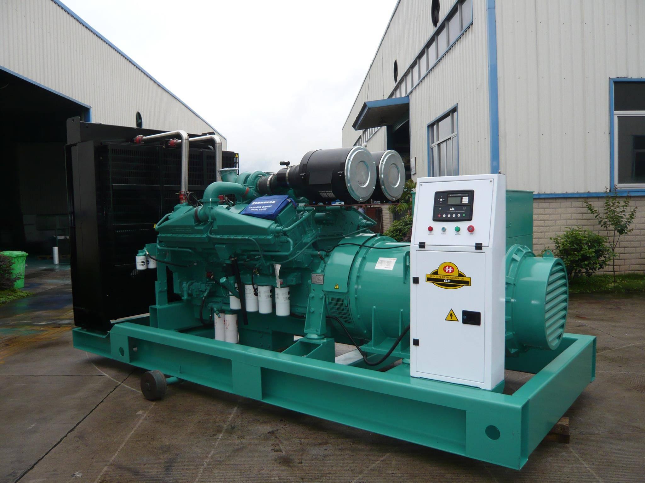 20KW 1200KW CE certified sel generator power Fujian Runda