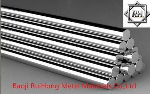 Grade 2 Titanium Bars ASTM B348 used for industrial