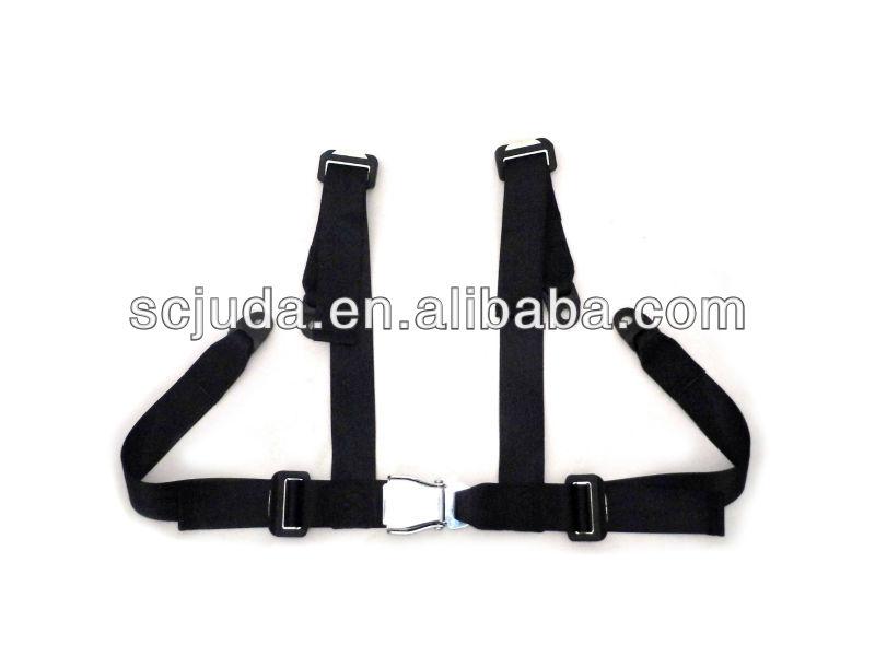 Kart car seat belt&safety belt Boat harness seat belt airplane buckles