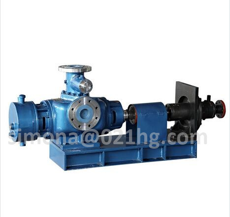 Twin Screw Pumps Fuel Oil Pumps/ Heavy Fuel Oil Pumps with Classification Society Certificate