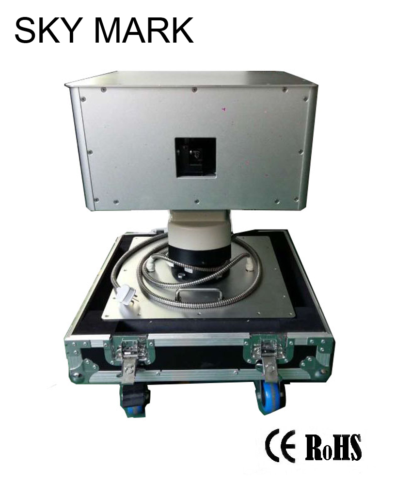 20W RGB sky mark laser light