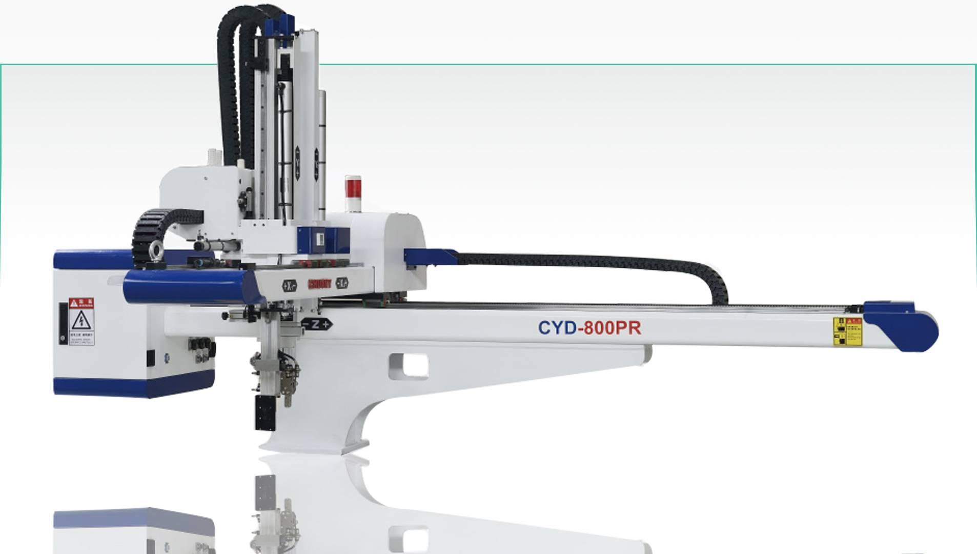 One axis vertical servo robot arm - Foshan Chuanyi Precision ...
