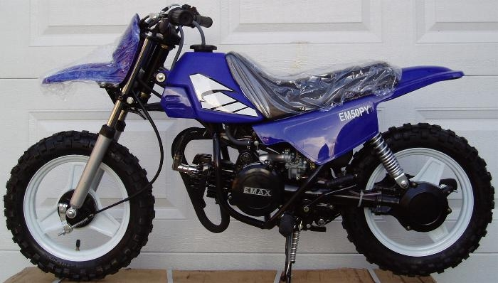 honda monkey style dirt bike for 50cc emax moto. Black Bedroom Furniture Sets. Home Design Ideas