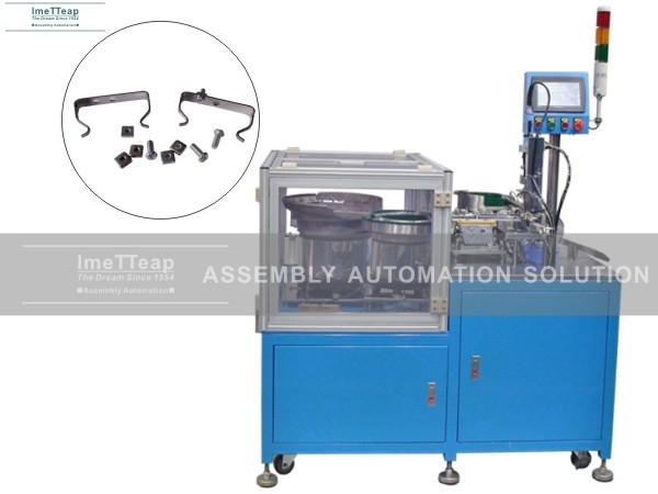 Electrical Terminal Contact Screw-Drive Machine