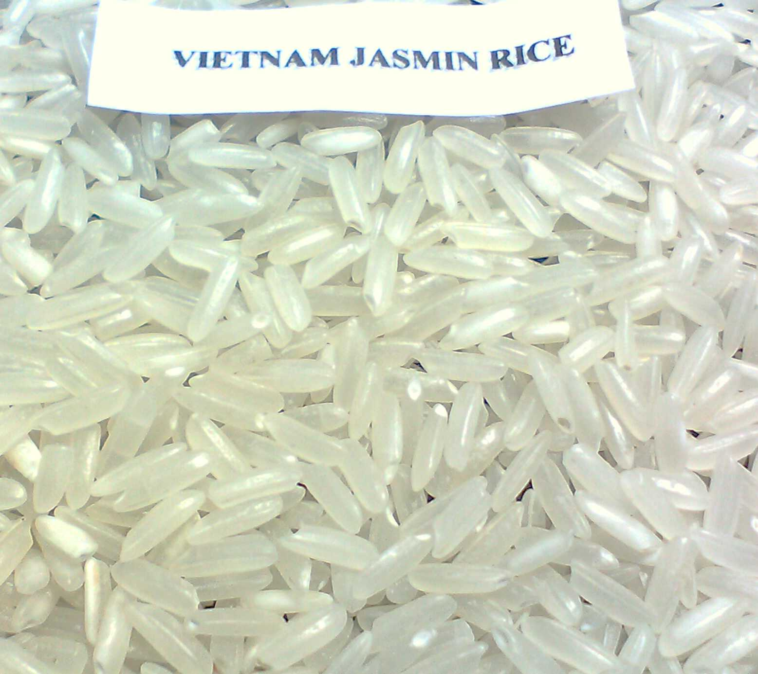 Jasmine rice 5% broken - Rice mill - packed by bag PP/PA/PE