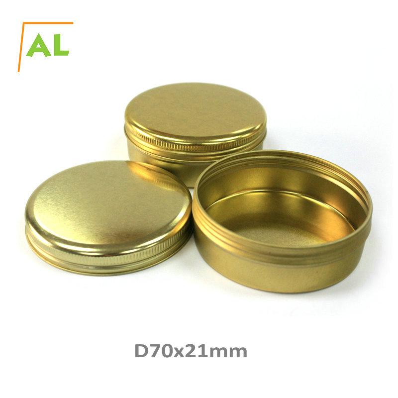 Small metal pill tin can tin box factory price
