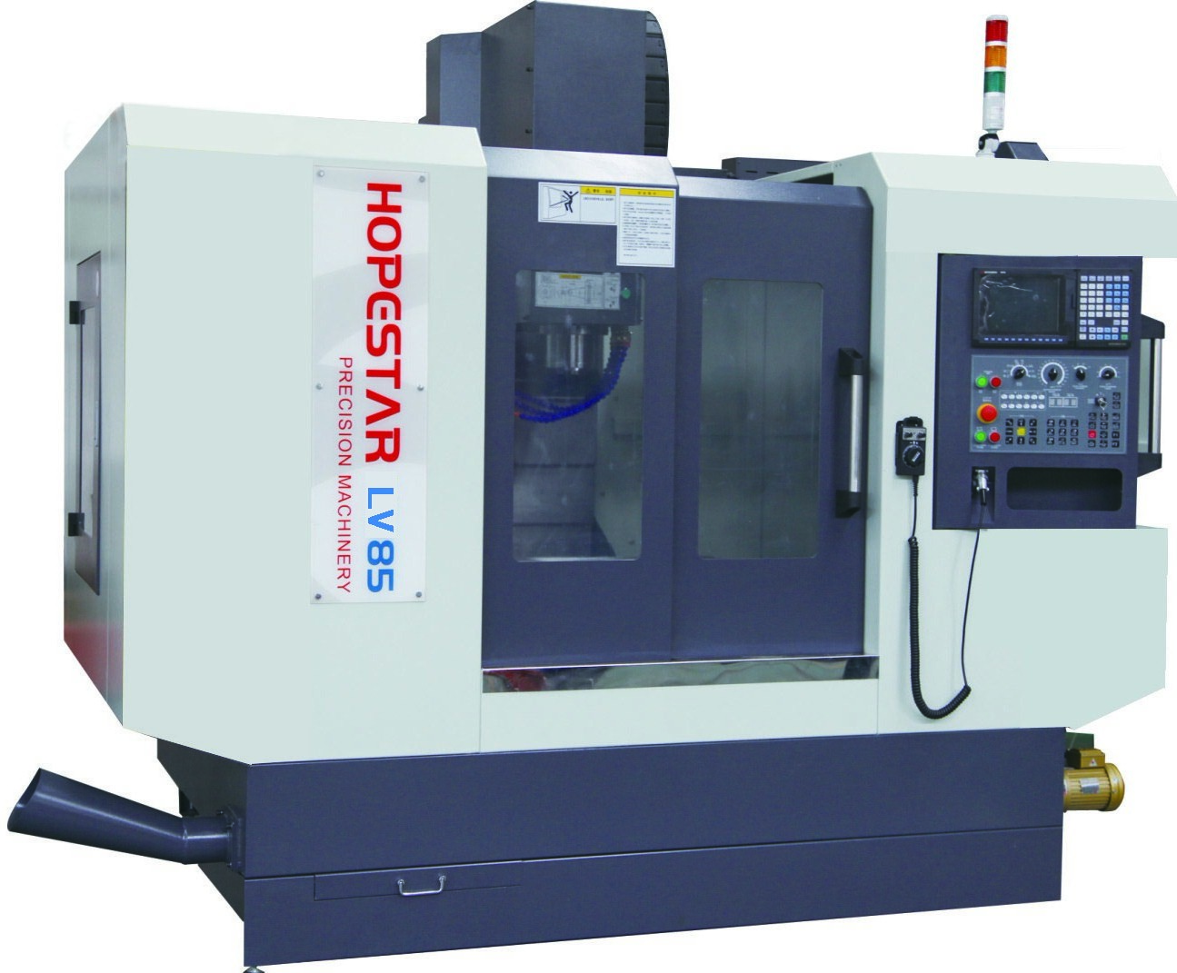 LV-APC series cnc machine center production processing with rotary changer