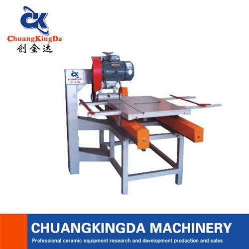 Ceramic tile polishing machine