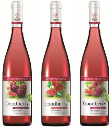 Berry Wine (Cranberry/strawberries)
