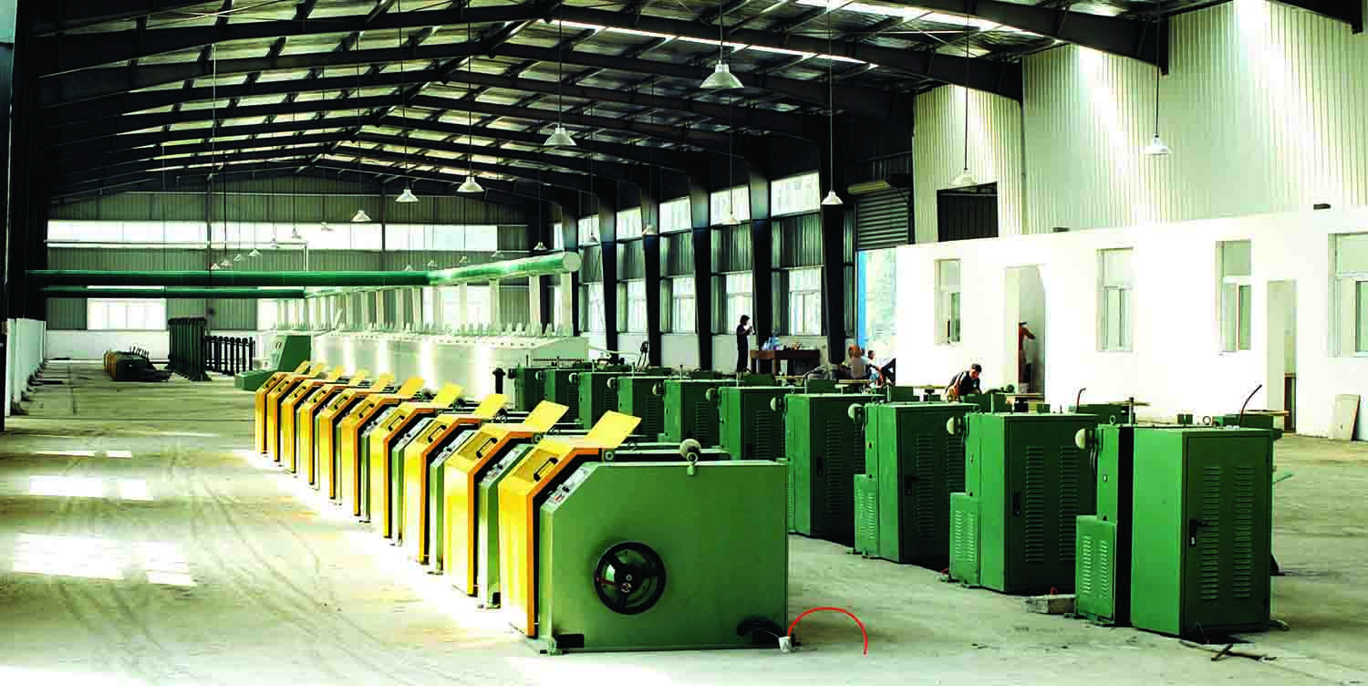 MIG wire CO2 welding wire production line
