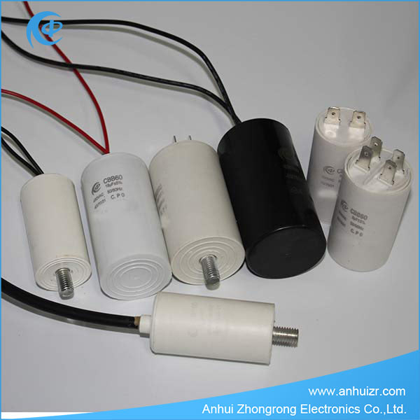 Water Pump Capacitor Washing Machine Capacitor CBB60