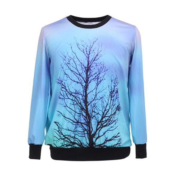 Sublimation Customized Design Wholesale Camo Hoodie Sweatshirt