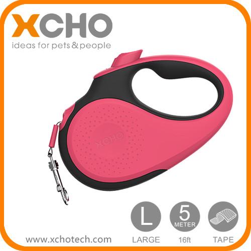 China Factory Hot Sale Retractable Dog Leash/Lead