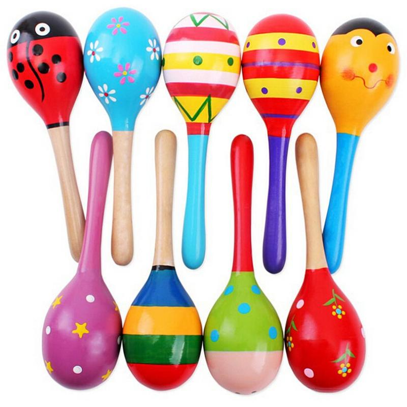 wholesale baby toys wooden macaras