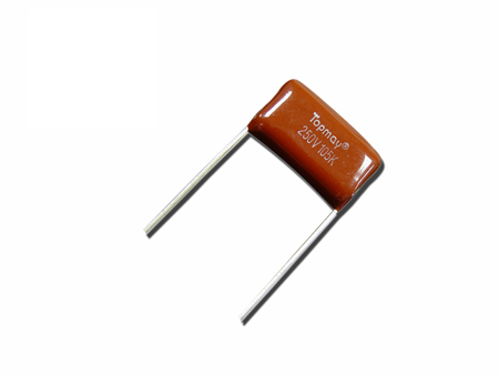 104 K 250V Metallized Polyester Film Capacitors (TMCF03)CL21