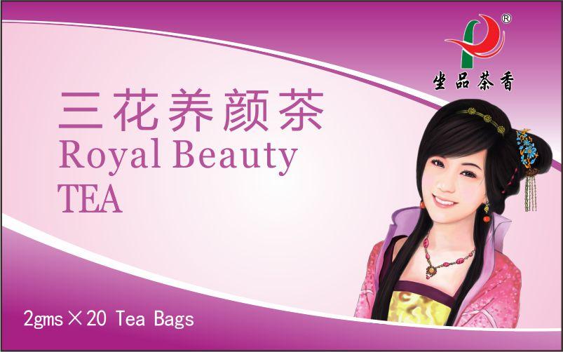 Chinese Herbal Royal Beauty Tea bag