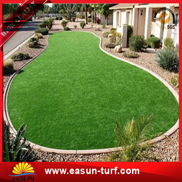 Residences carpet garden decoration artificial grass turf for home-Donut