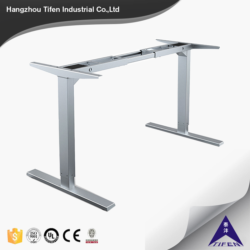 Modern and Ergonomic electric height adjustable office desk