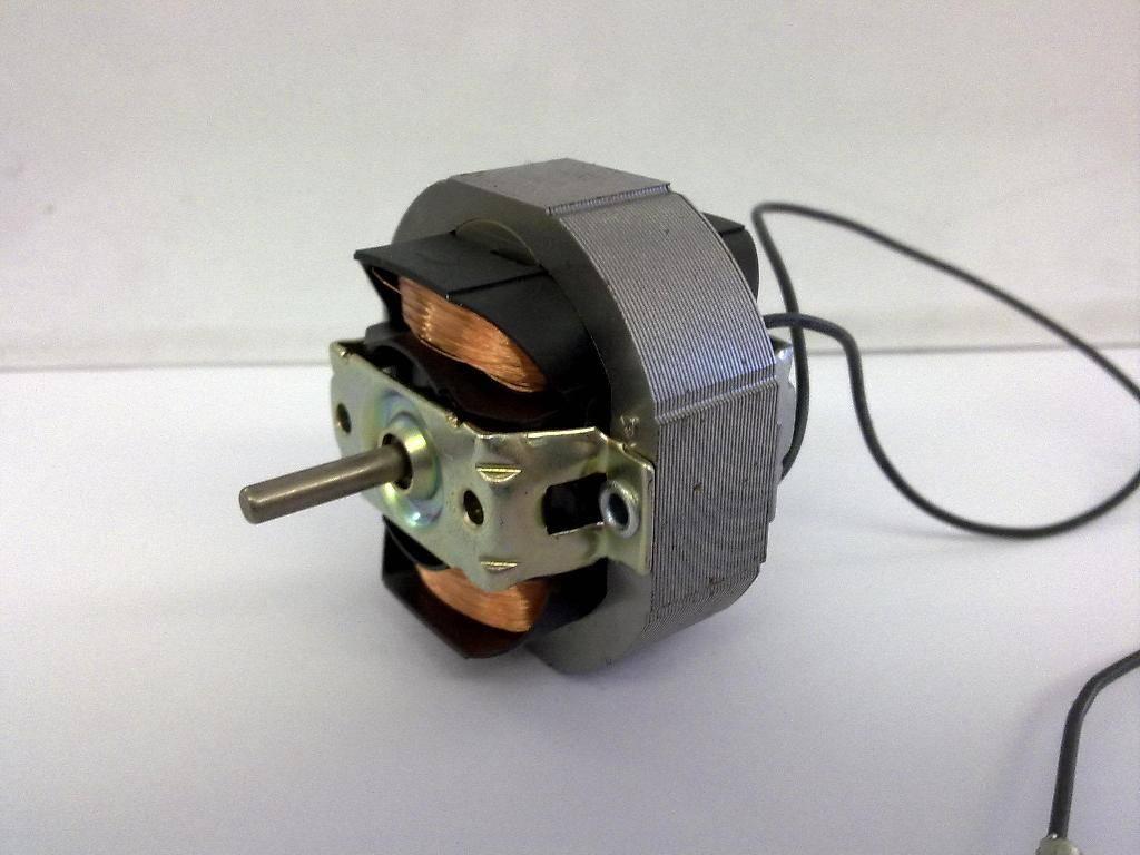 Bathroom fan motors