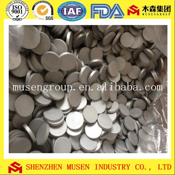 Factory 1060 / 1070 Aluminum slugs for Tube/ Can / Bottles