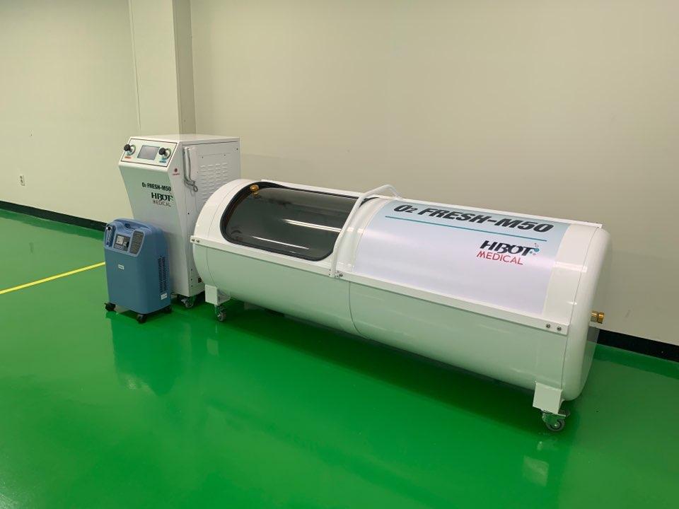 Hyperbaric chamber 1.1~1.5ATA