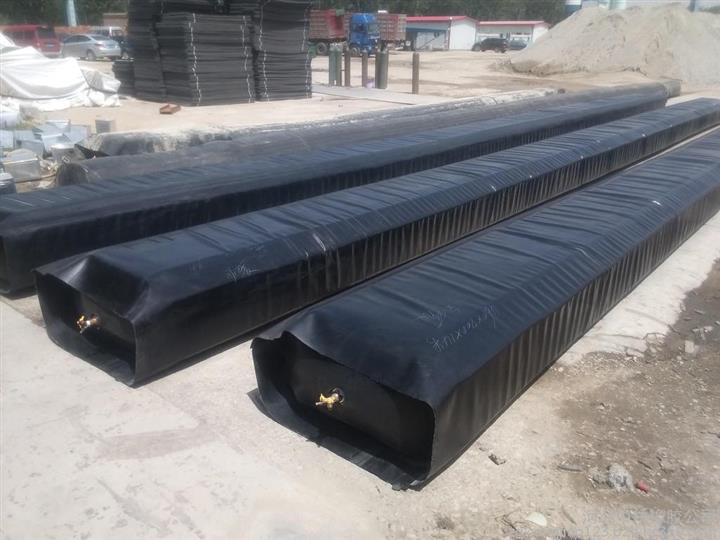 pneumatic balloon/ inflatable formwork for culvert making