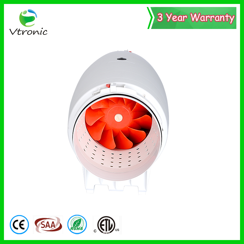 Factory Wholesale Price Hydroponics Centrifugal In-line Duct Fan