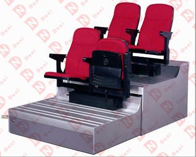 DN3 rear half steel grandstand seats