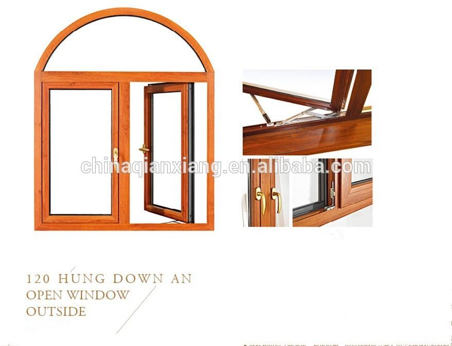 Bottom Hung Window/Hung Down Window/120 Hopper Window/Tile& Turn Window
