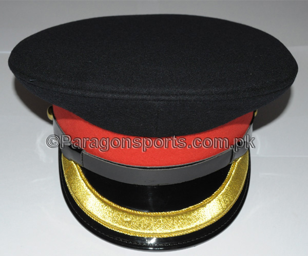 Military Officer Peaked Cap PS-9087