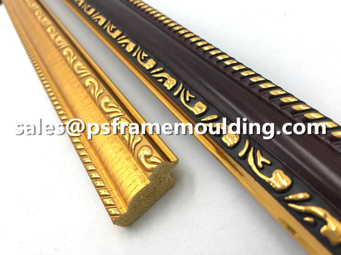 PS foam photo frame strips PS photo frame moldings