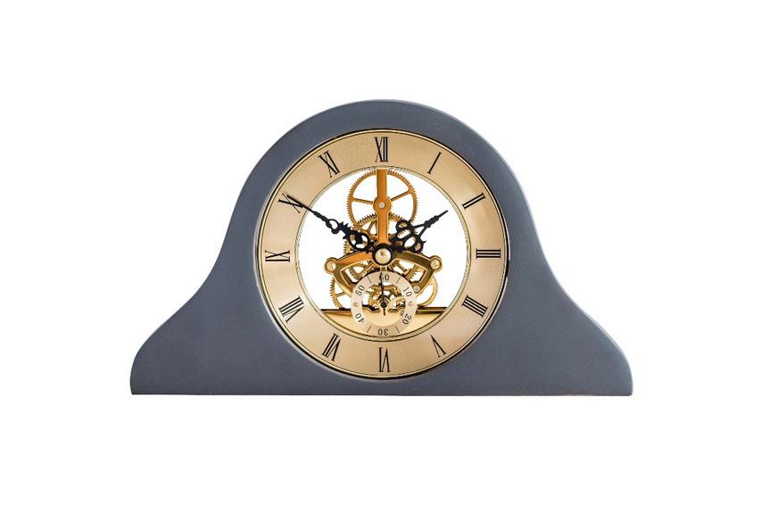 10'' mechanical gear mantel clock