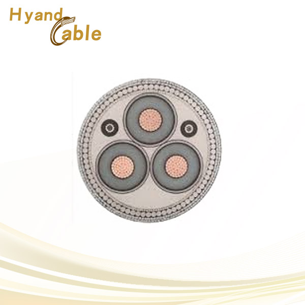 submarine power cable specification