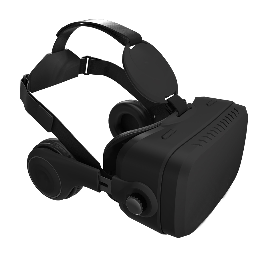 All in One VR Headsets Virtual Reality Glasses Wifi 19201080P 3D Cinema VR Box