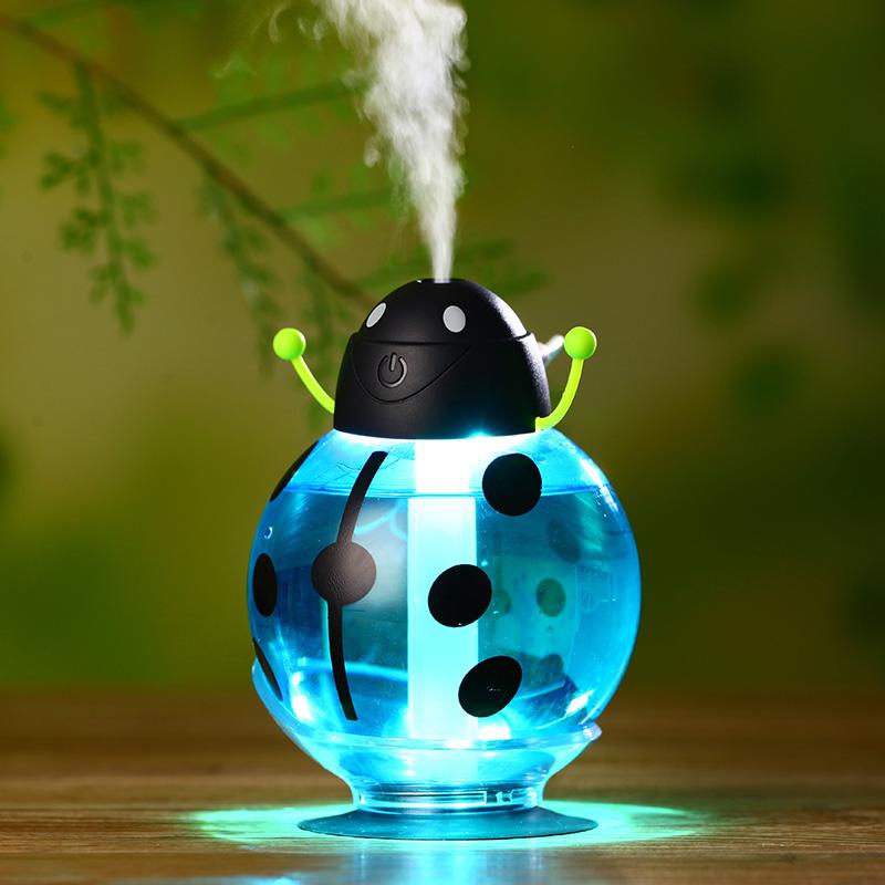 Aroma Humidifier Ladybug Shape