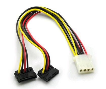 Wire harness with connector